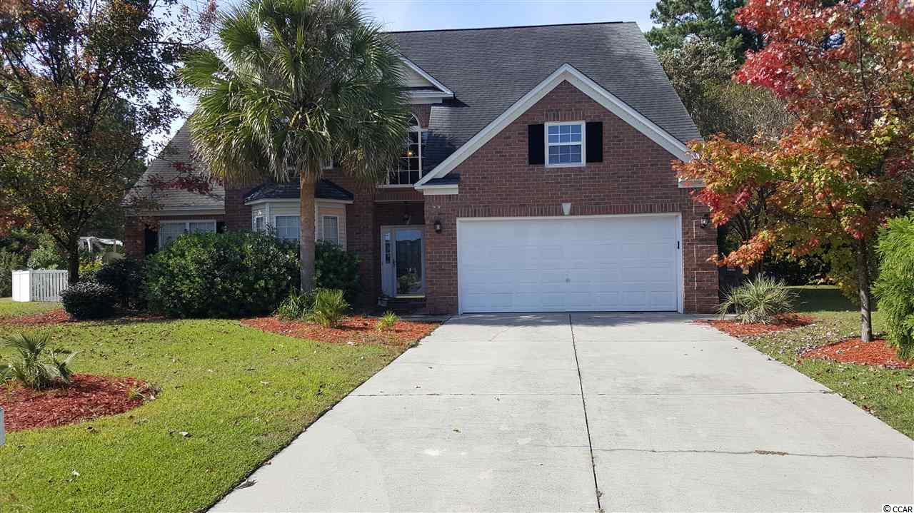 Detached MLS:1817640   633 Slash Pine Ct. Myrtle Beach SC