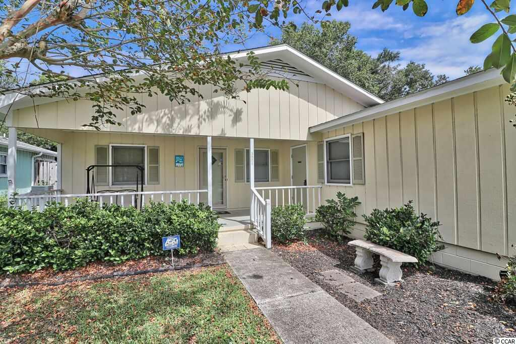 Detached MLS:1817641   3506 Turner St. North Myrtle Beach SC