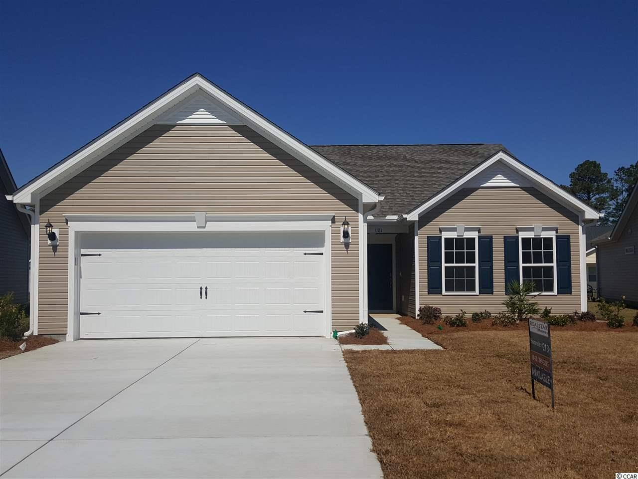 Detached MLS:1817675   1181 Palm Crossing Dr. Little River SC