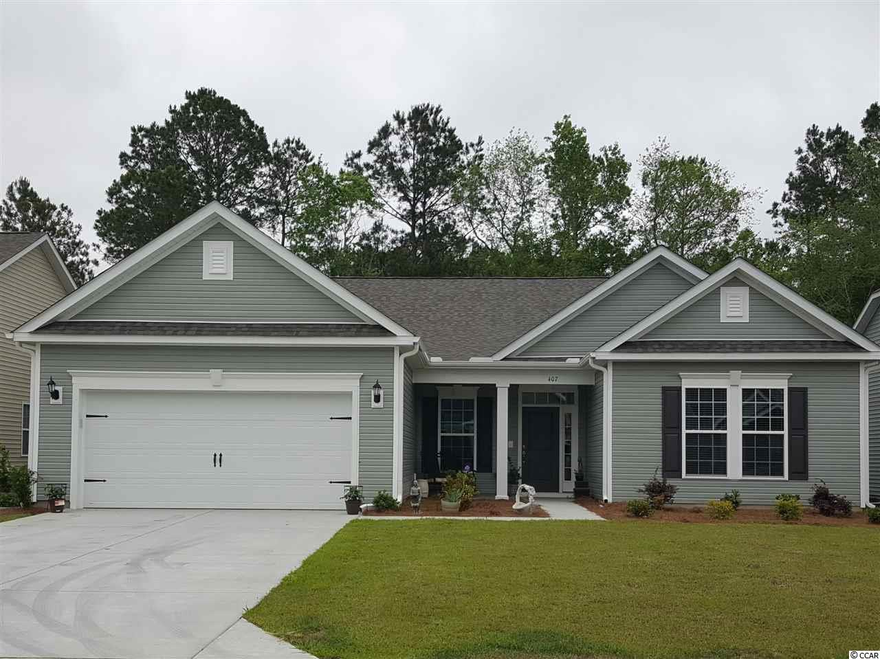 Detached MLS:1817677   407 Palm Lakes Blvd. Little River SC