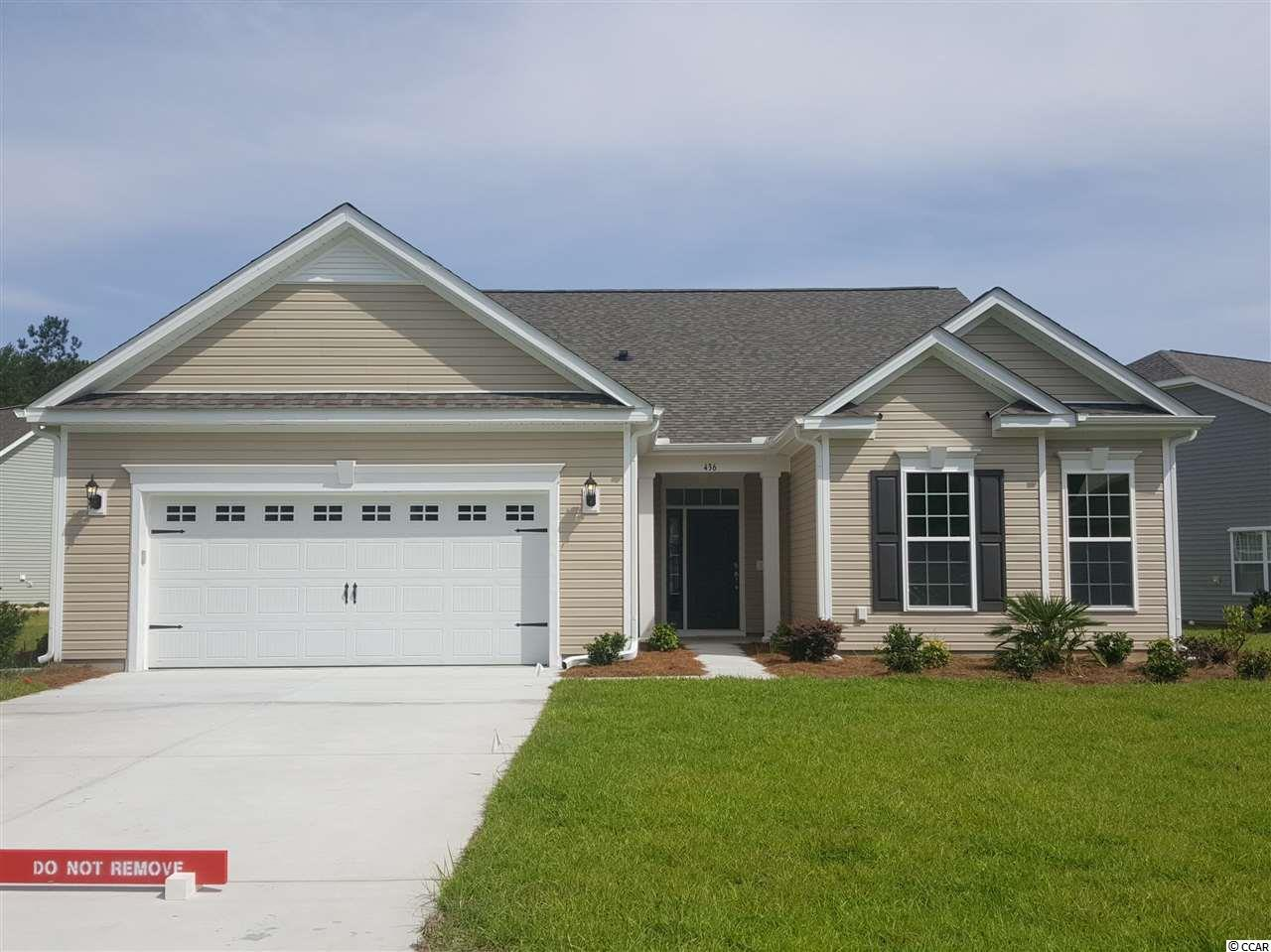 Detached MLS:1817678   436 Palm Lakes Blvd. Little River SC