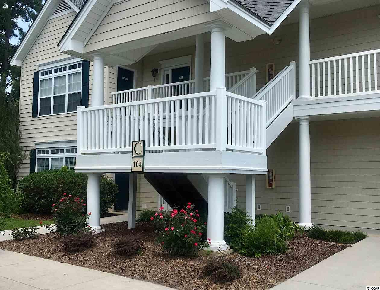 Condo MLS:1817688 VILLAGE@GLENS  104 Scotch Broom Dr. Little River SC