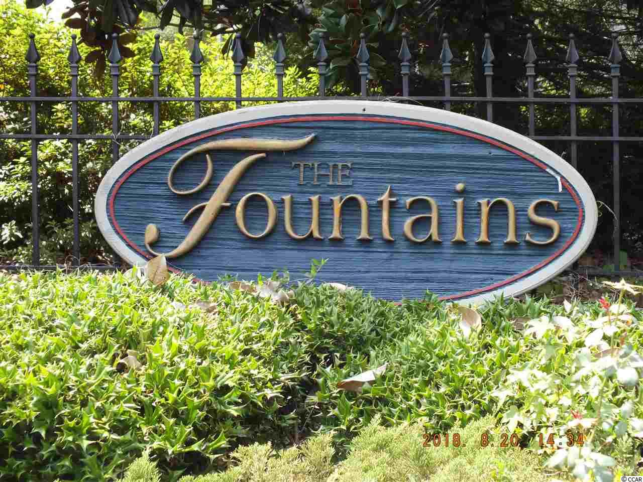 Fountains, The condo for sale in Myrtle Beach, SC