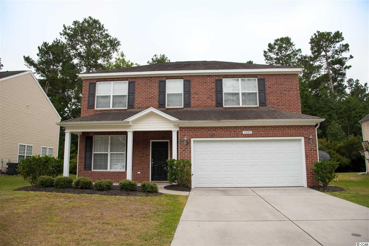 Detached MLS:1817763   4365 Red Rooster Lane Myrtle Beach SC
