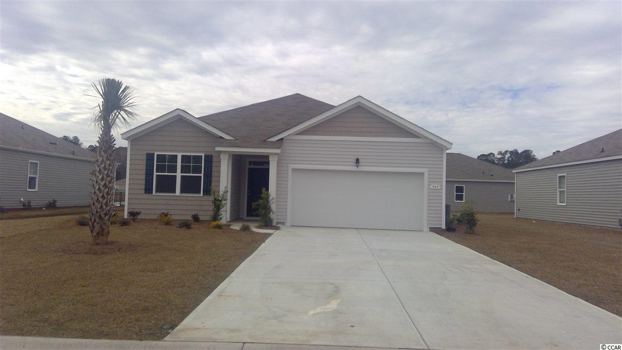 Detached MLS:1817764   545 Affinity Dr. Myrtle Beach SC