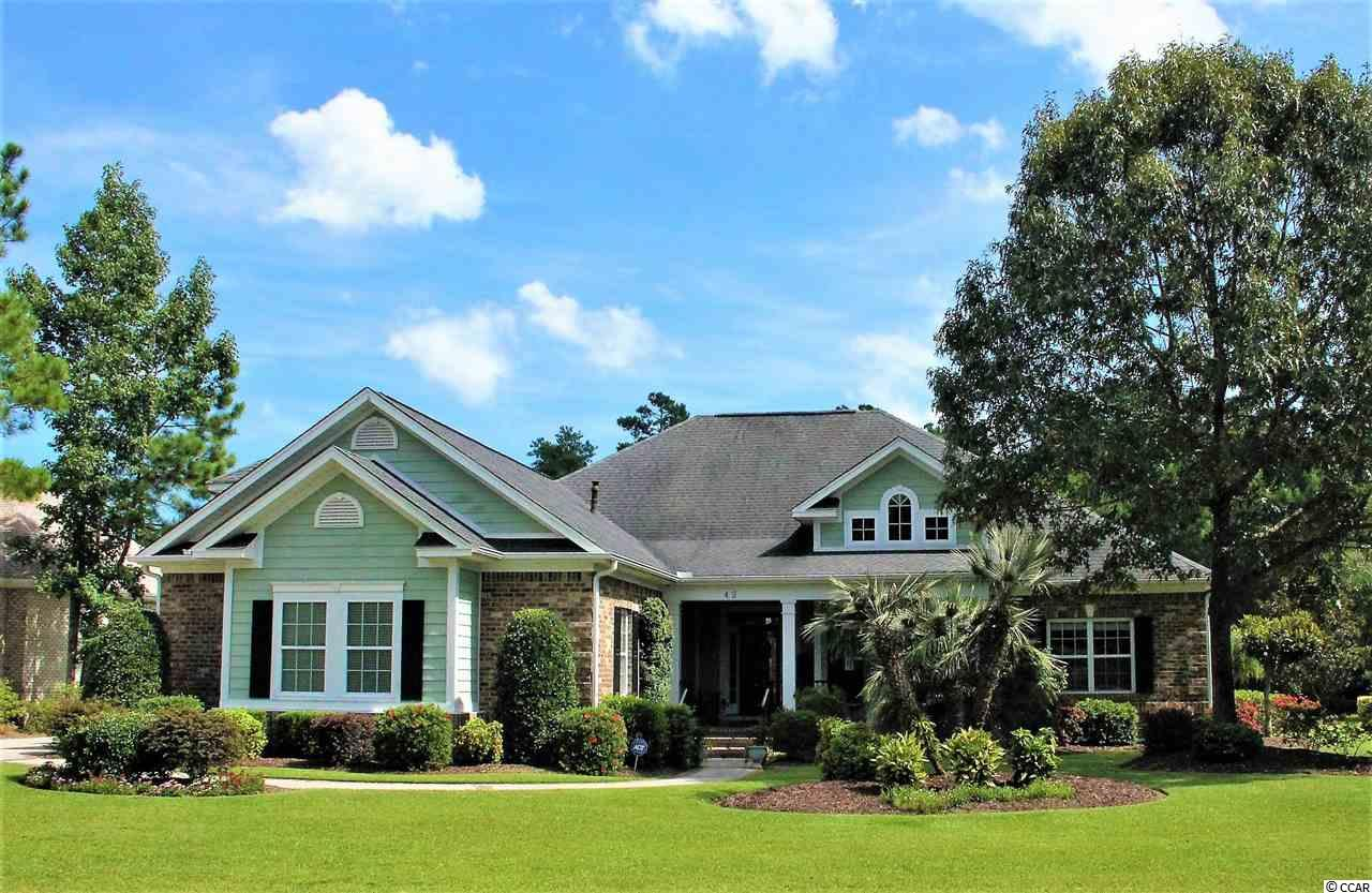 Detached MLS:1817769   42 Cascade Dr. Murrells Inlet SC