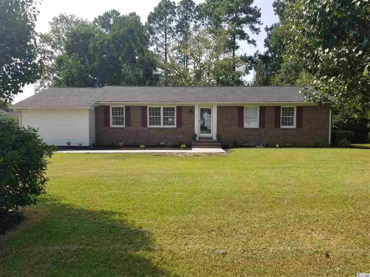 Detached MLS:1817810   1504 16th Ave. Conway SC