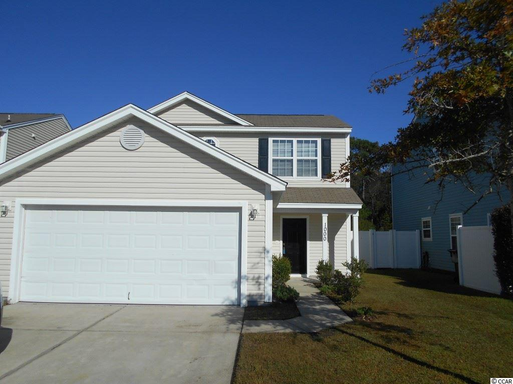 Detached MLS:1817827   1000 Silvercrest Dr. Myrtle Beach SC