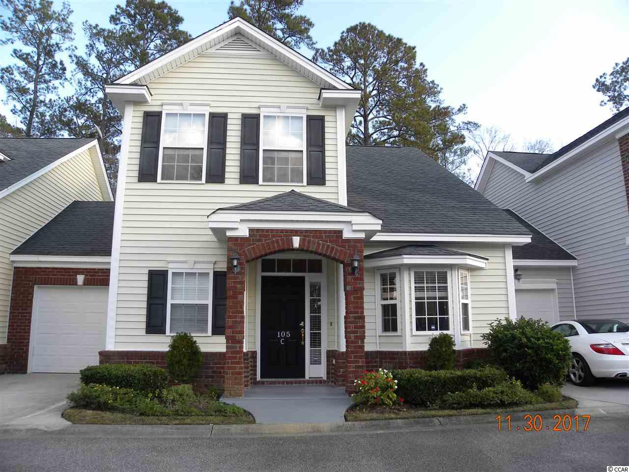 Townhouse MLS:1817876 The Villas at the Gates - Hwy 70  105 Terracina Circle # C Myrtle Beach SC