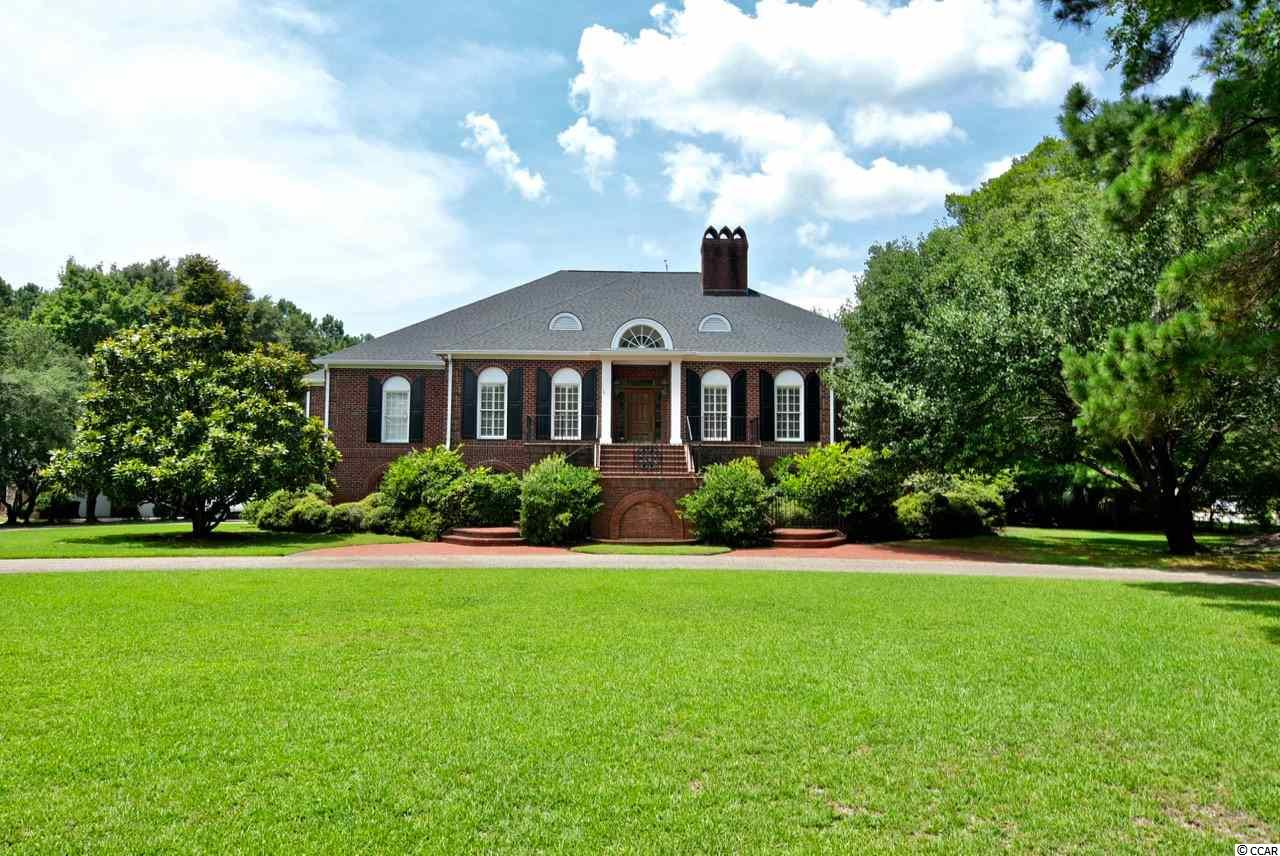 Detached MLS:1817879   2610 Wallace Pate Dr. Georgetown SC