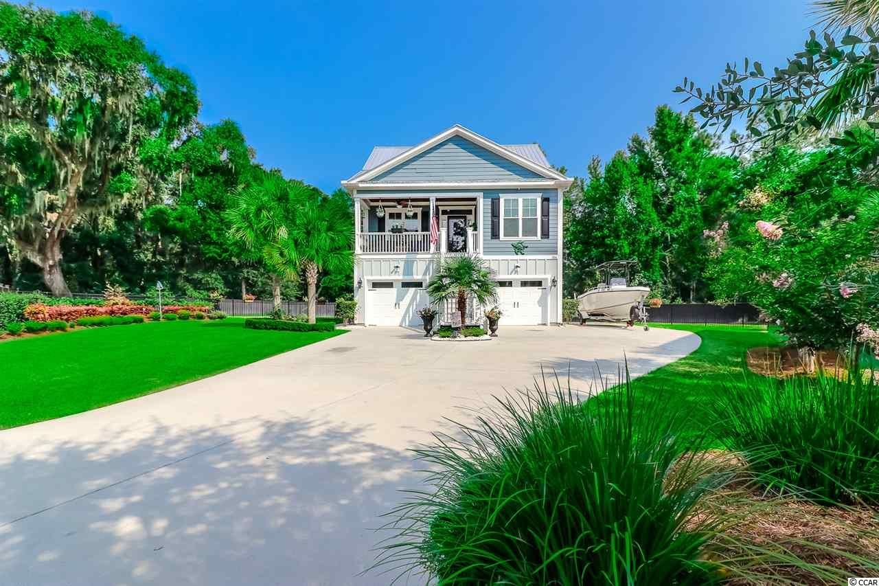 Detached MLS:1817884   206 Harbourreef Drive Pawleys Island SC