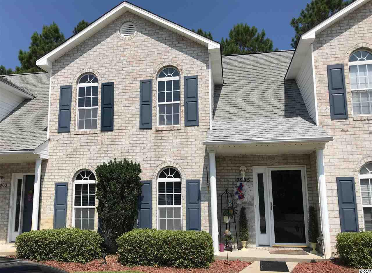 Townhouse MLS:1817910 TYBRE DOWNS  3905 Tybre Downs Circle Little River SC