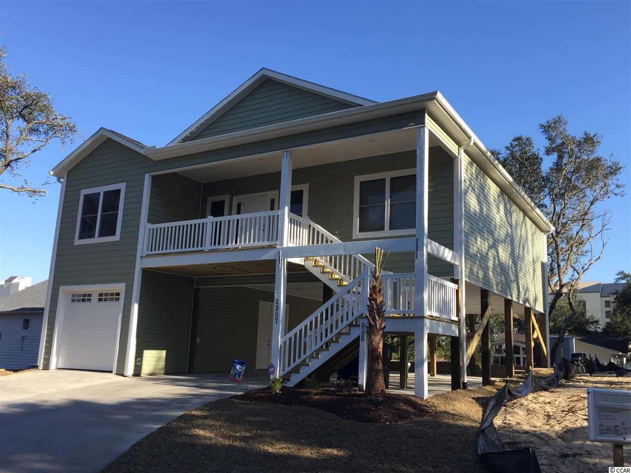 Detached MLS:1817921   2207 Holly Dr. North Myrtle Beach SC