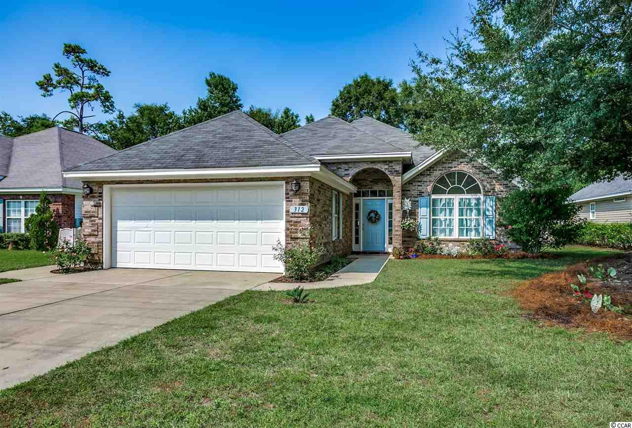 Detached MLS:1817925   312 Crooked Oak Dr Pawleys Island SC