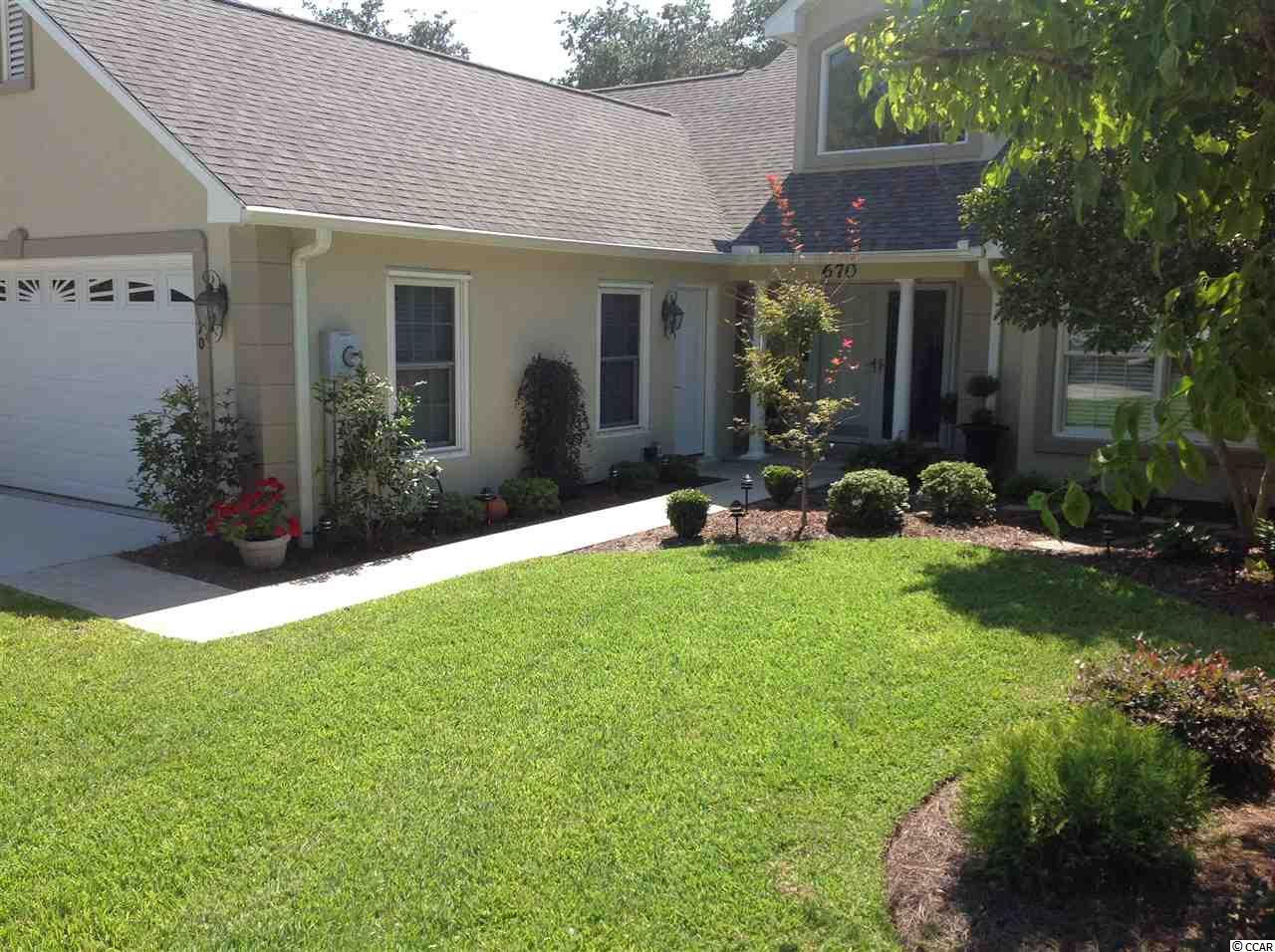 Detached MLS:1817959   670 Providence Dr. Myrtle Beach SC
