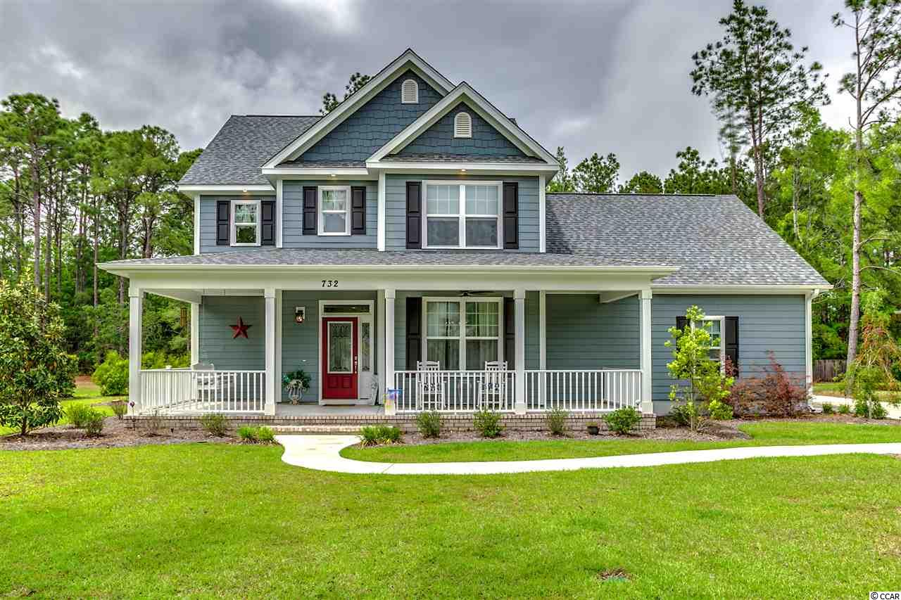 Detached MLS:1817976   732 Savannah Dr. Pawleys Island SC