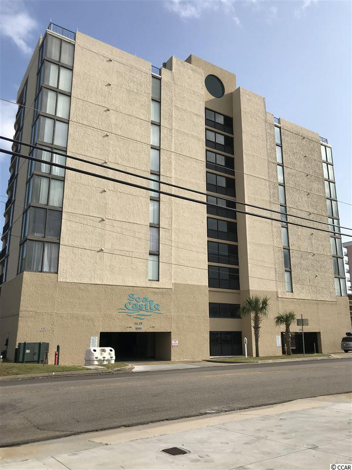 Condo MLS:1817980 SEA CASTLE  1425 S Ocean Blvd. North Myrtle Beach SC