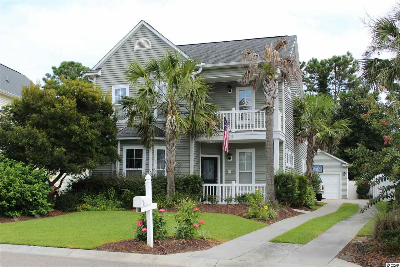 Detached MLS:1817984   437 Emerson Drive Myrtle Beach SC