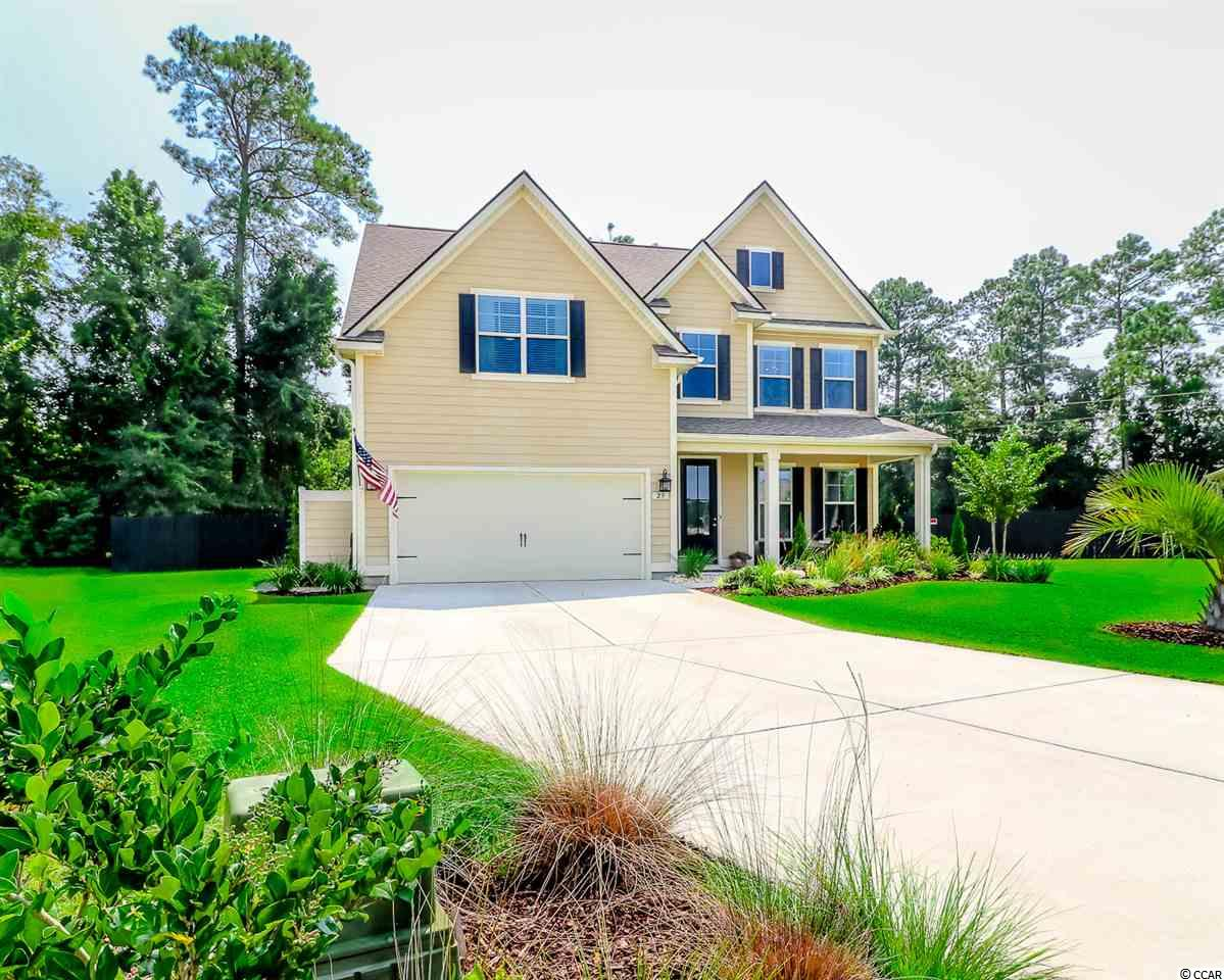 Detached MLS:1817986   23 Cyclamen Ct. Murrells Inlet SC