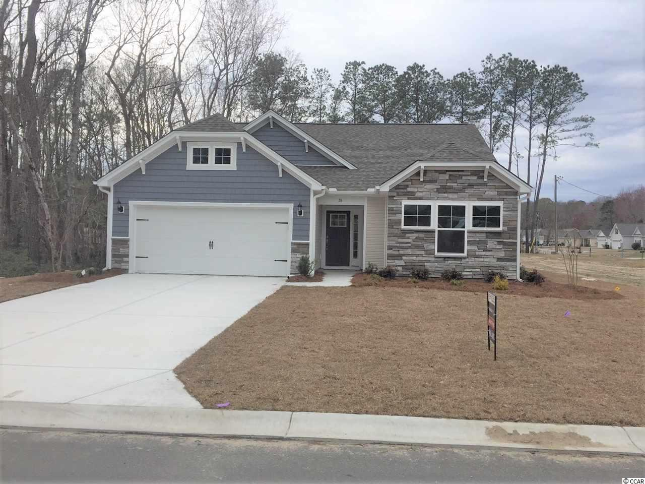 Detached MLS:1817989   26 Costa Ct. Pawleys Island SC
