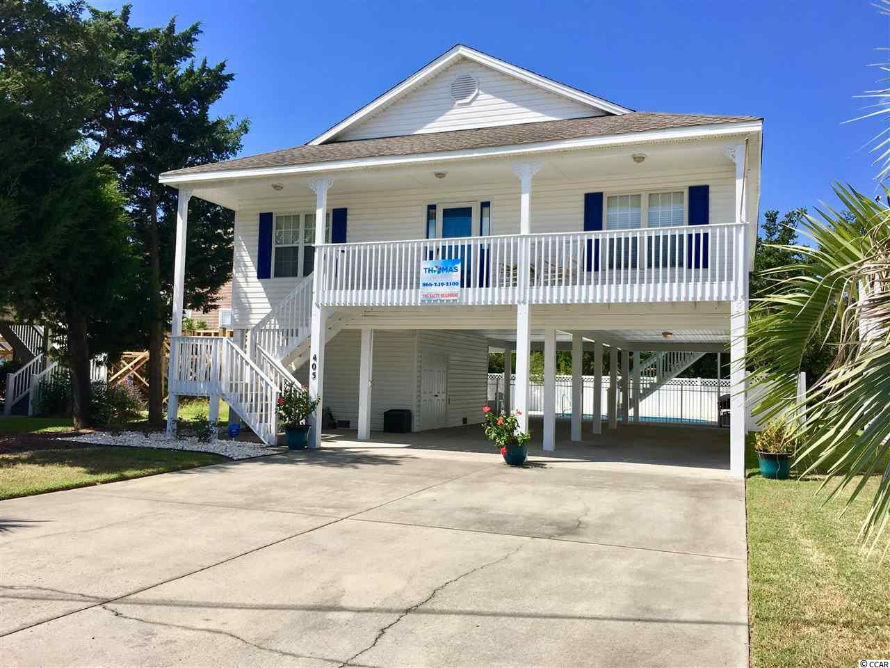 Detached MLS:1818049   405 N 26th Avenue North Myrtle Beach SC