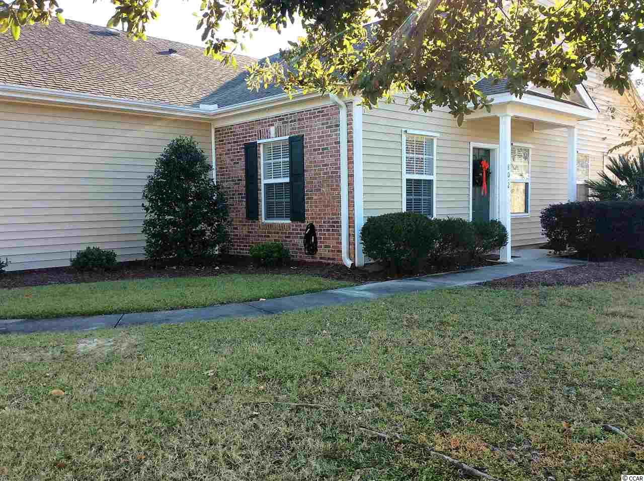 Townhouse MLS:1818071 Kings Creek - Pawleys Island  80-2 Knights Circle Pawleys Island SC