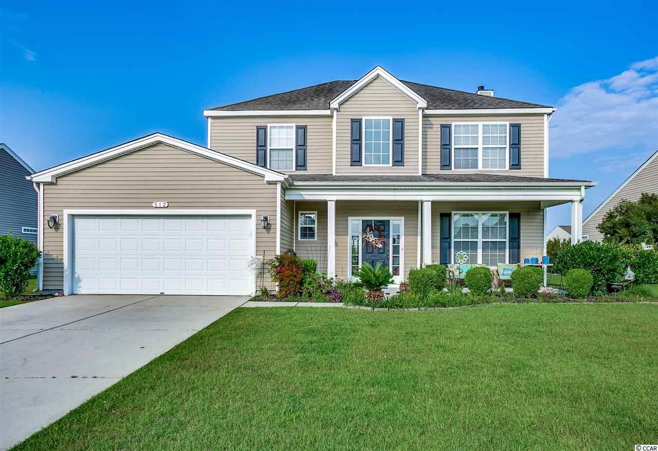Detached MLS:1818072   512 Heritage Point Dr Myrtle Beach SC