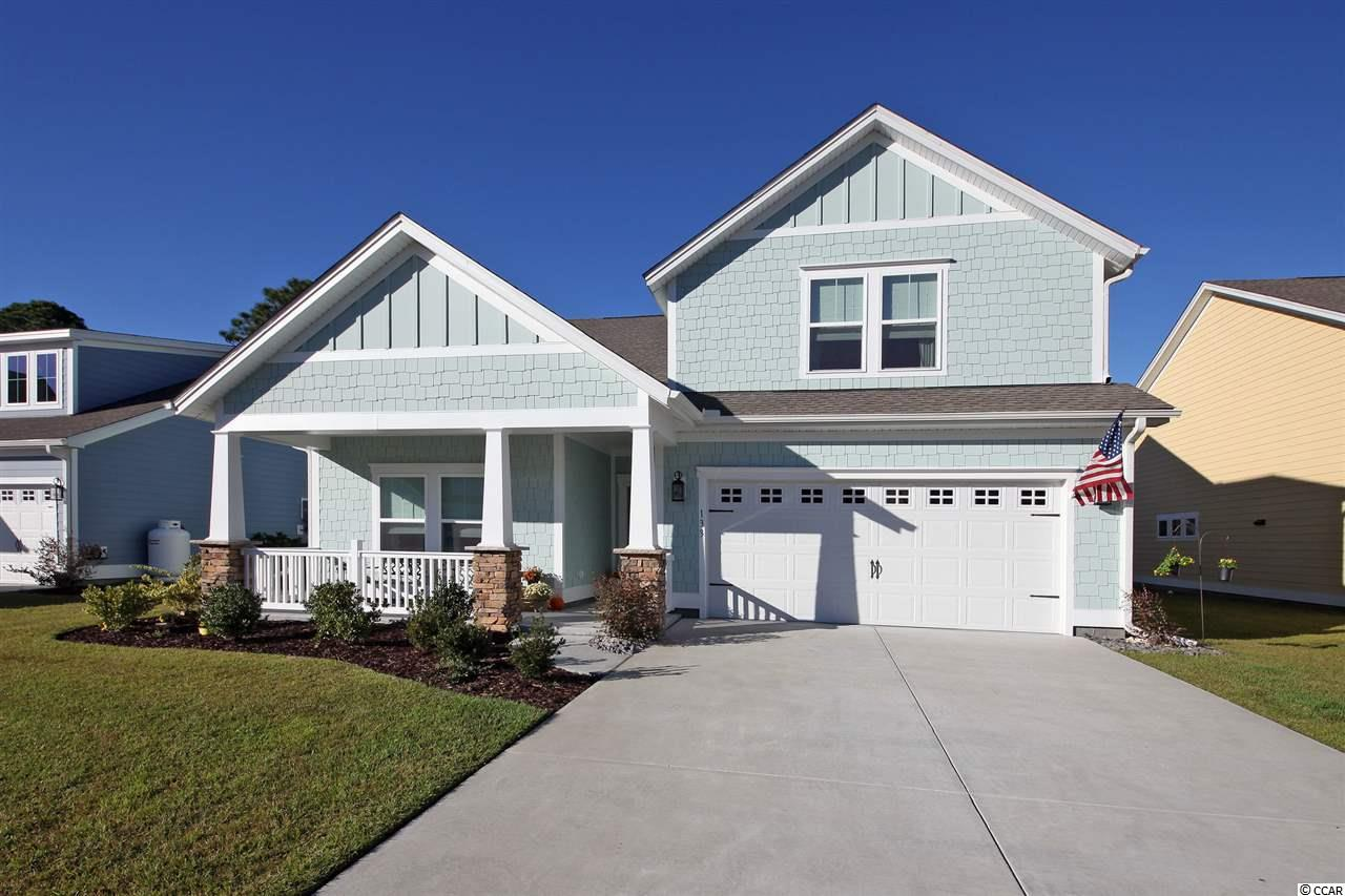 Detached MLS:1818104   133 Southgate Ct Pawleys Island SC
