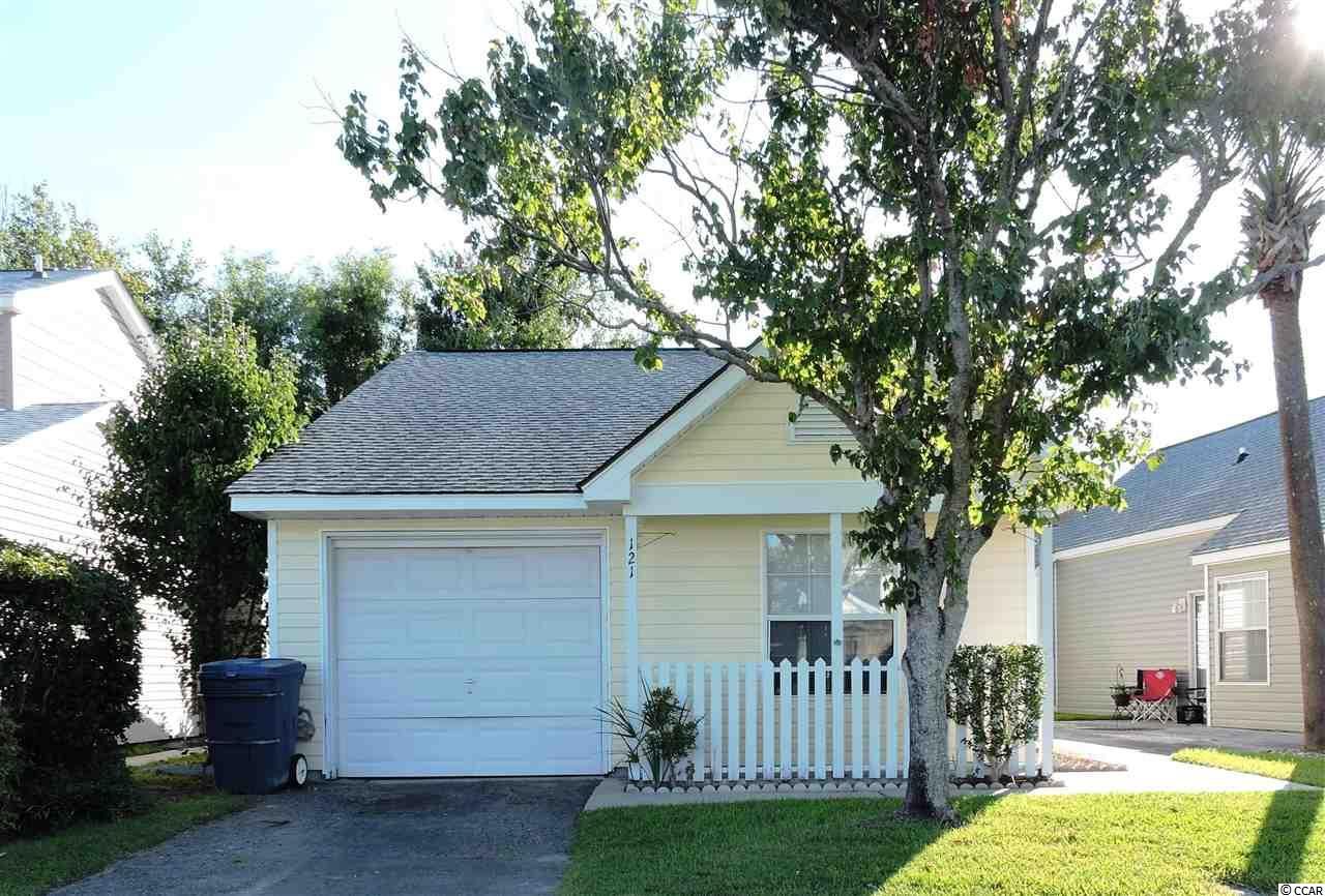 Detached with HPR MLS:1818106   121 White Haven Ct. Myrtle Beach SC