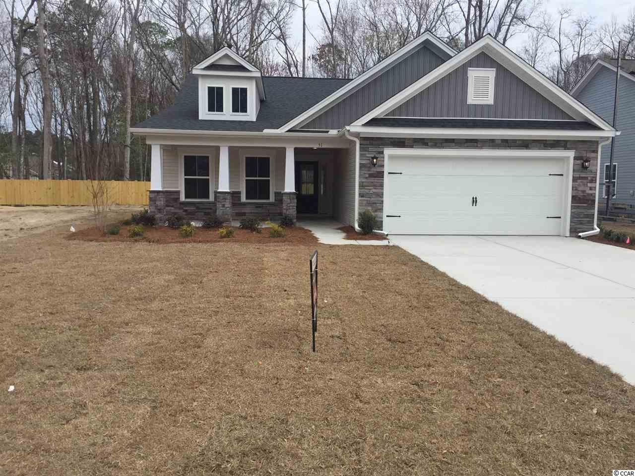 Detached MLS:1818112   51 Costa Ct. Pawleys Island SC