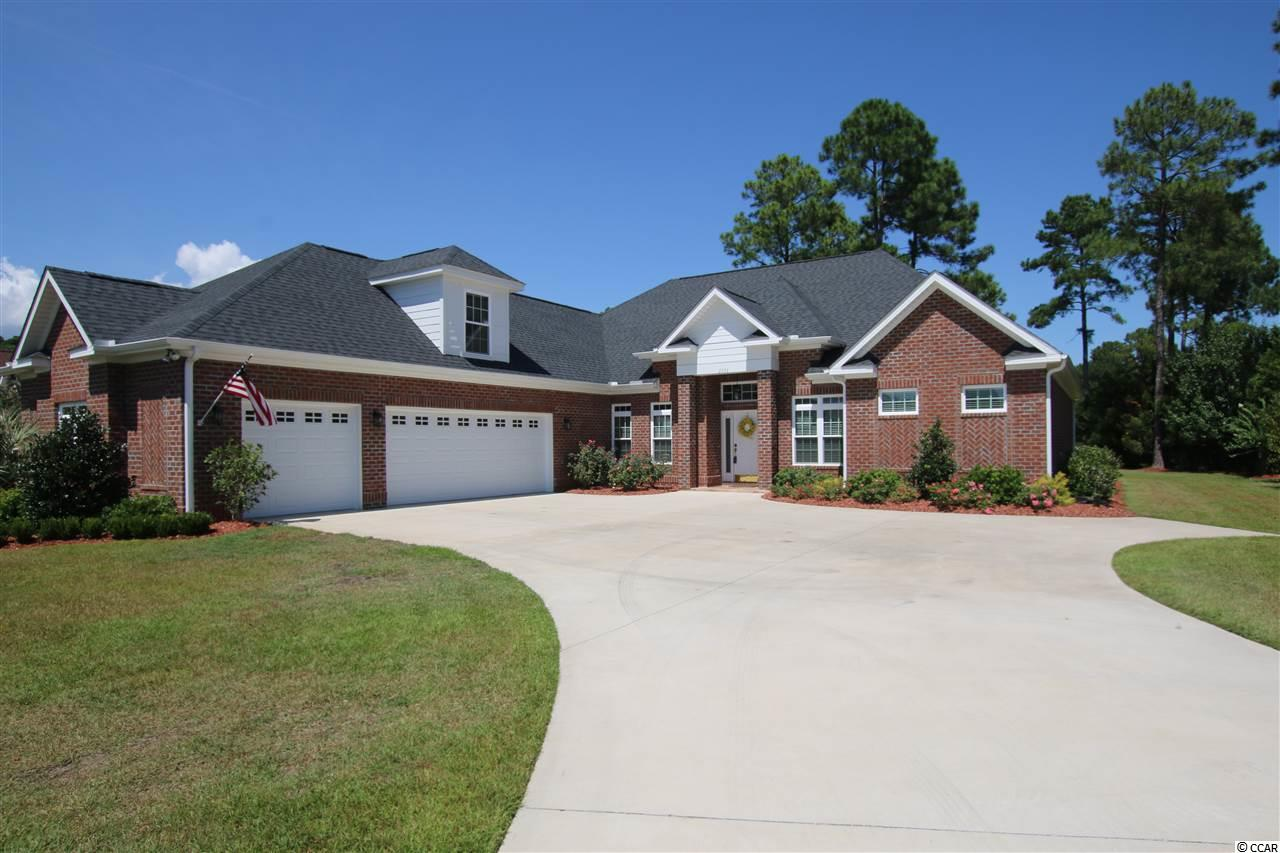 Detached MLS:1818157   2006 Woodburn Dr. Myrtle Beach SC