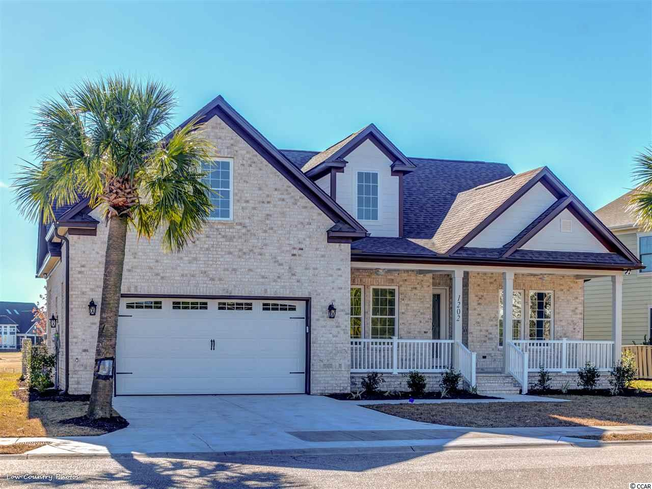Detached MLS:1818186   1202 E Isle of Palms Dr. Myrtle Beach SC