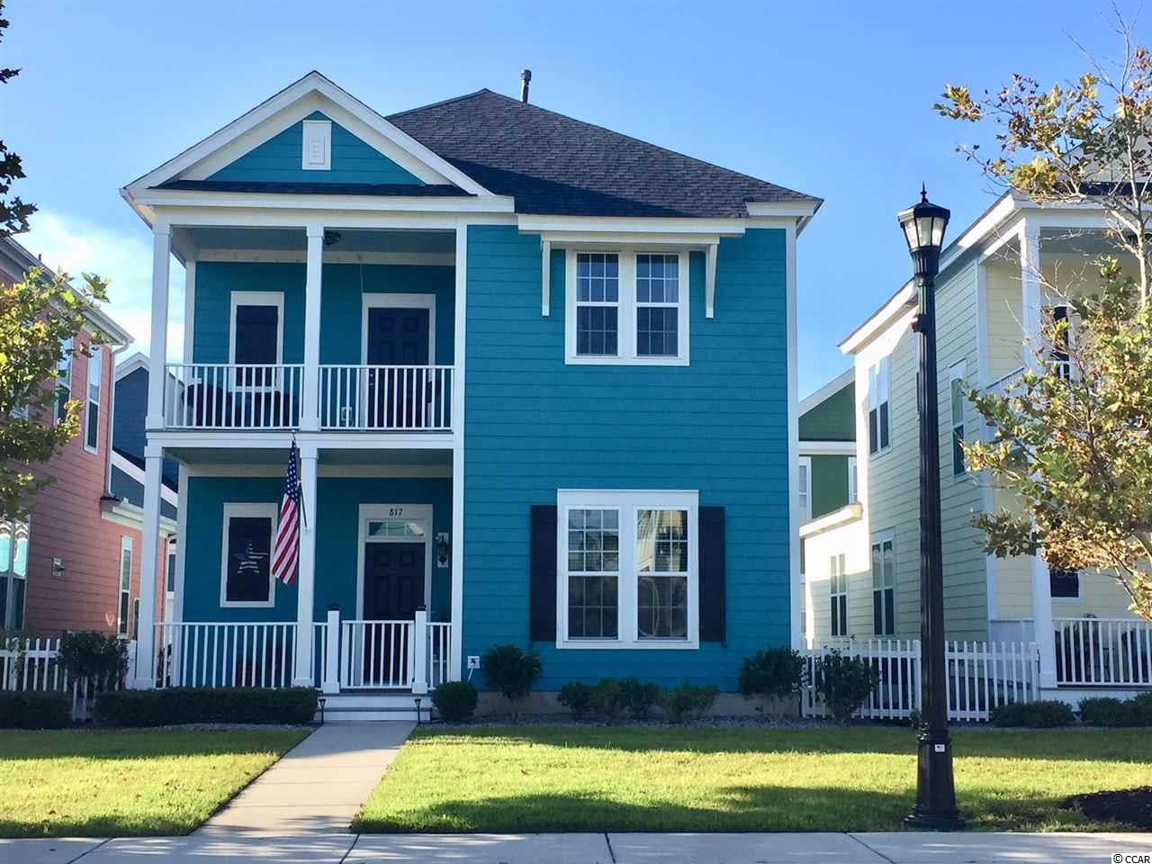 Detached MLS:1818192   817 Pancho St. Myrtle Beach SC
