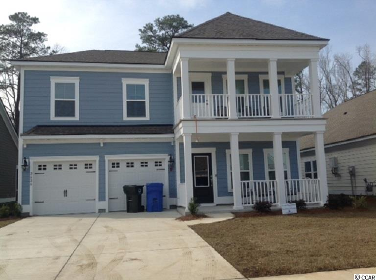 Detached MLS:1818199   2626 Goldfinch Dr. Myrtle Beach SC