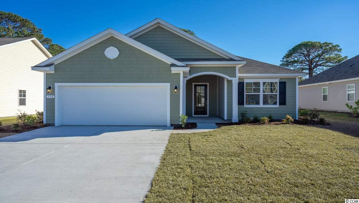 Detached MLS:1818230   170 Ocean Commons Dr. Surfside Beach SC