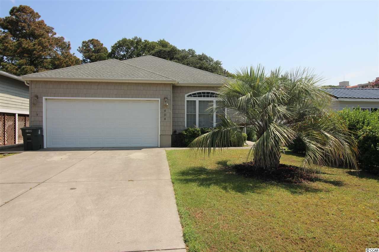 Detached MLS:1818251   404 S 15th Ave. S North Myrtle Beach SC