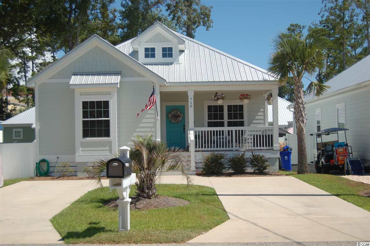 Detached MLS:1818271   716 15th Ave. S Surfside Beach SC