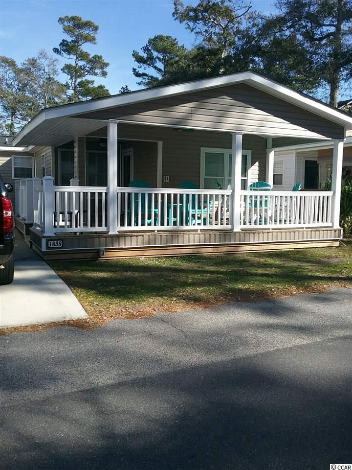 Detached Leased Land MLS:1818277   6001 S Kings Hwy. Myrtle Beach SC