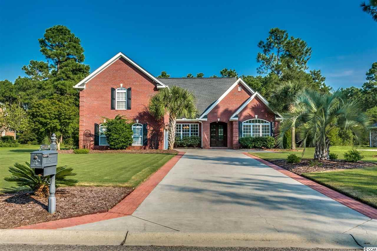 Detached MLS:1818285   4375 Winged Foot Ct. Myrtle Beach SC
