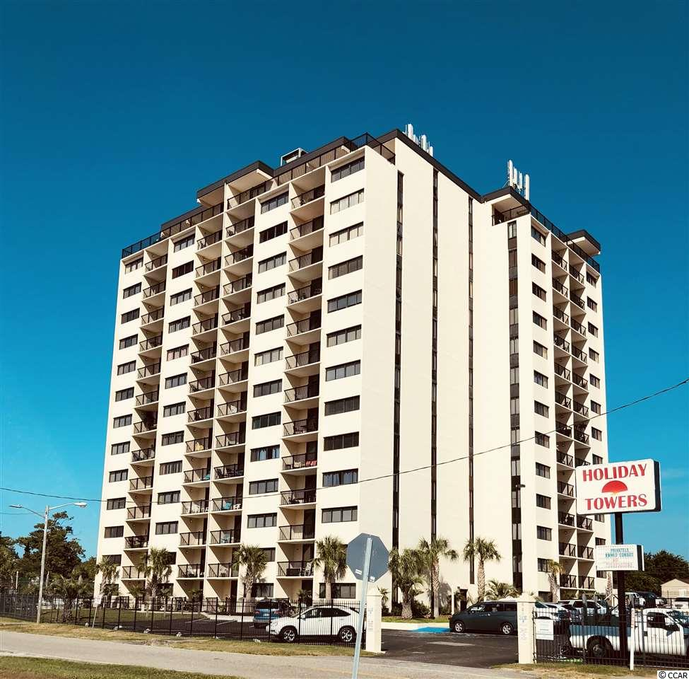 Condo MLS:1818312 Holiday Tower  601 Mitchell Dr. Myrtle Beach SC