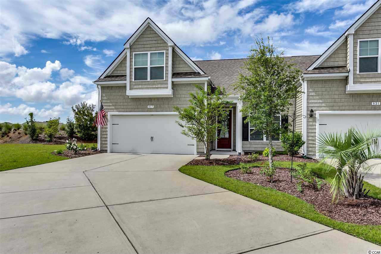 Townhouse MLS:1818318 Tuscany - Carolina Forest Area -  817 Arezzo Way Myrtle Beach SC