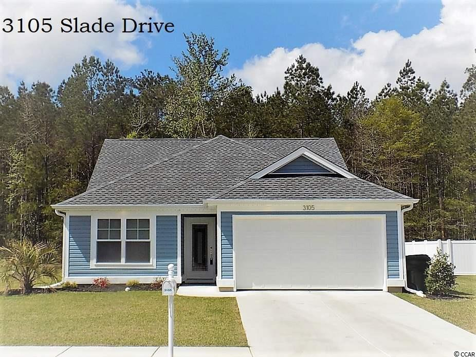 Detached MLS:1818372   3105 SLADE DRIVE Conway SC