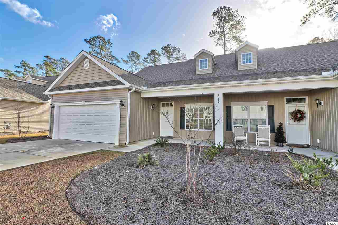 1/2 Duplex MLS:1818382 Marcliffe West at Blackmoor  843 Sail Ln. Murrells Inlet SC
