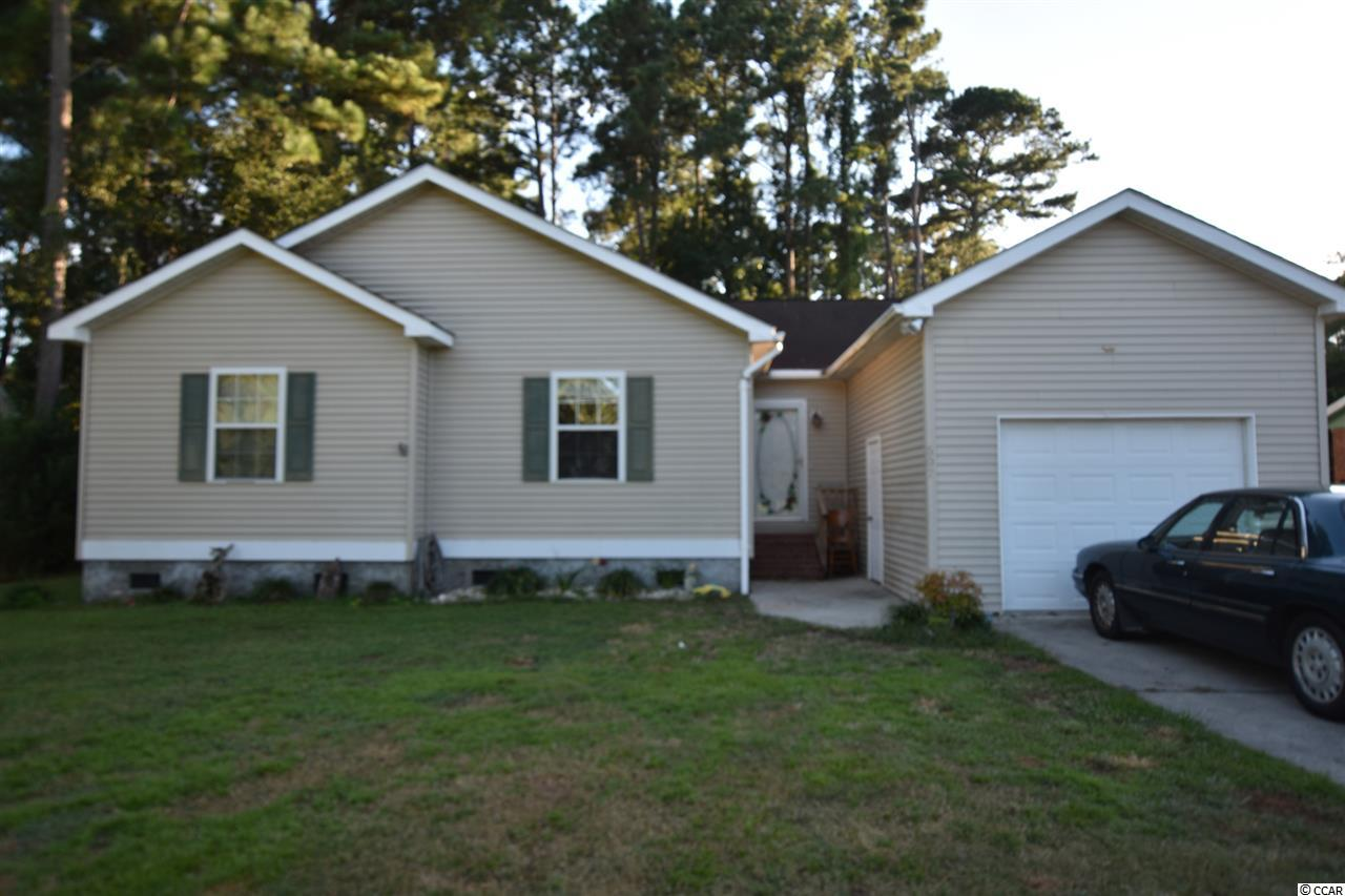 Detached MLS:1818391   507 Forest Brook Dr. Myrtle Beach SC
