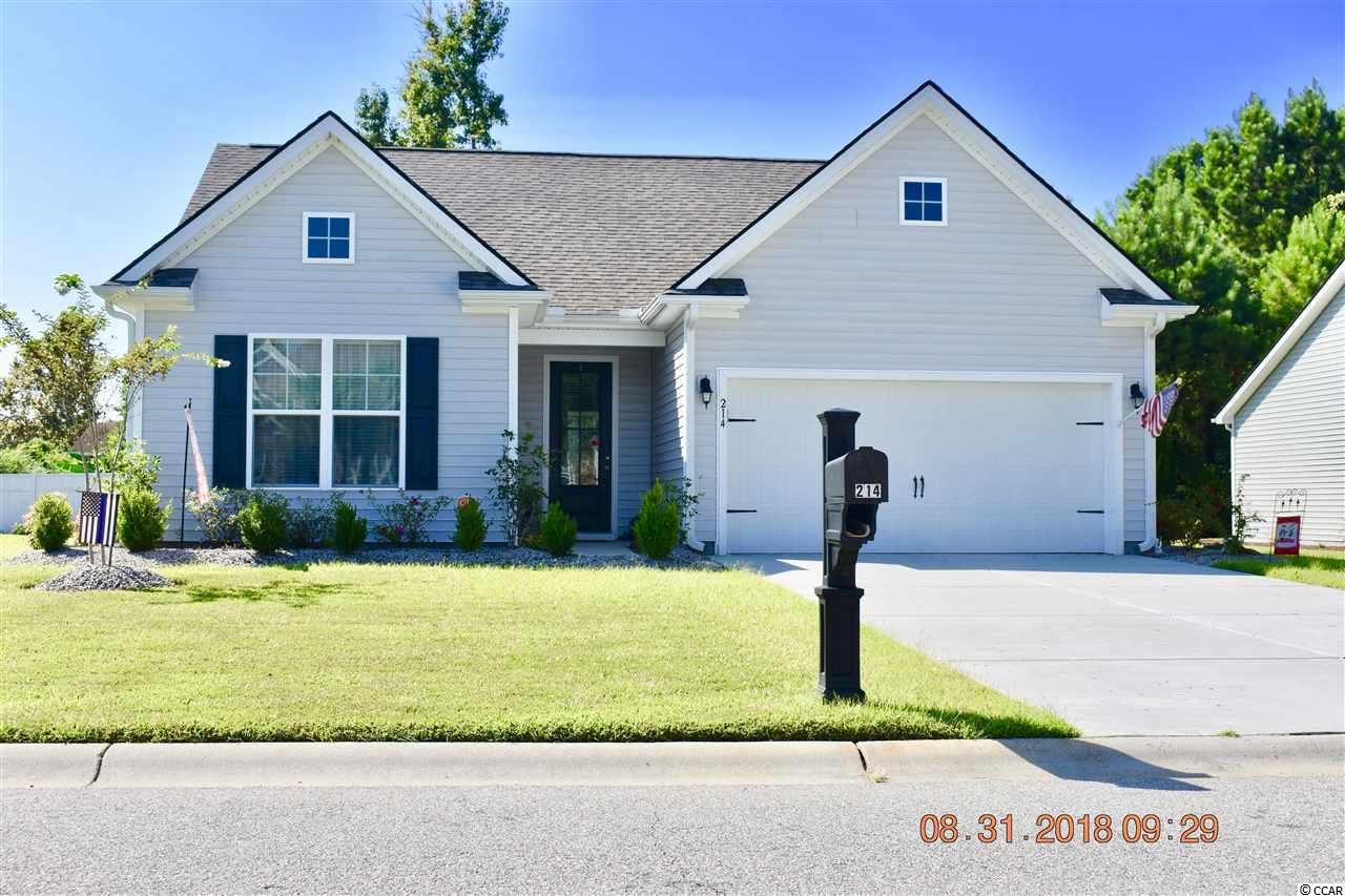 Detached MLS:1818427   214 Shady Arbor Loop Longs SC