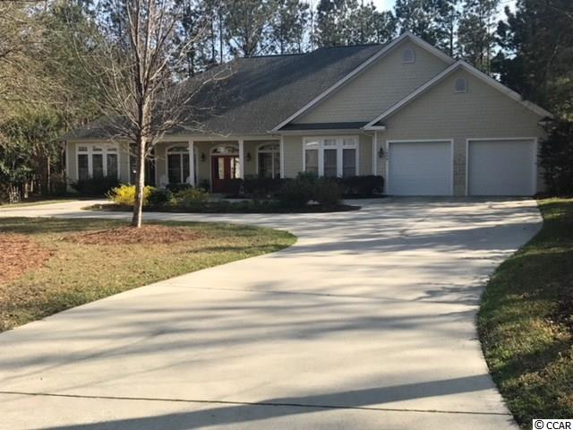 Detached MLS:1818432   1608 Burgee Ct. North Myrtle Beach SC