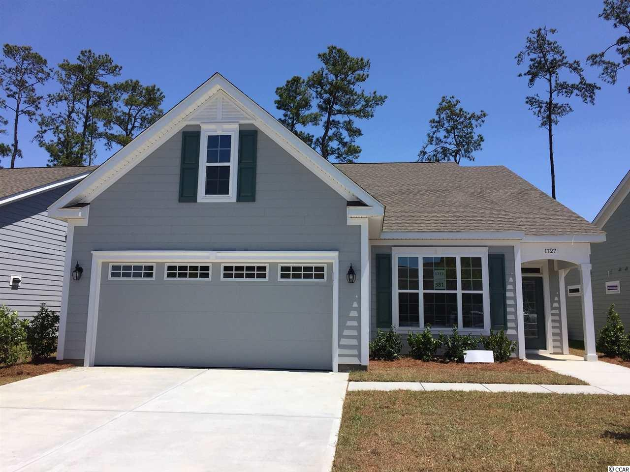 Detached MLS:1818436   1727 Suncrest Dr. Myrtle Beach SC