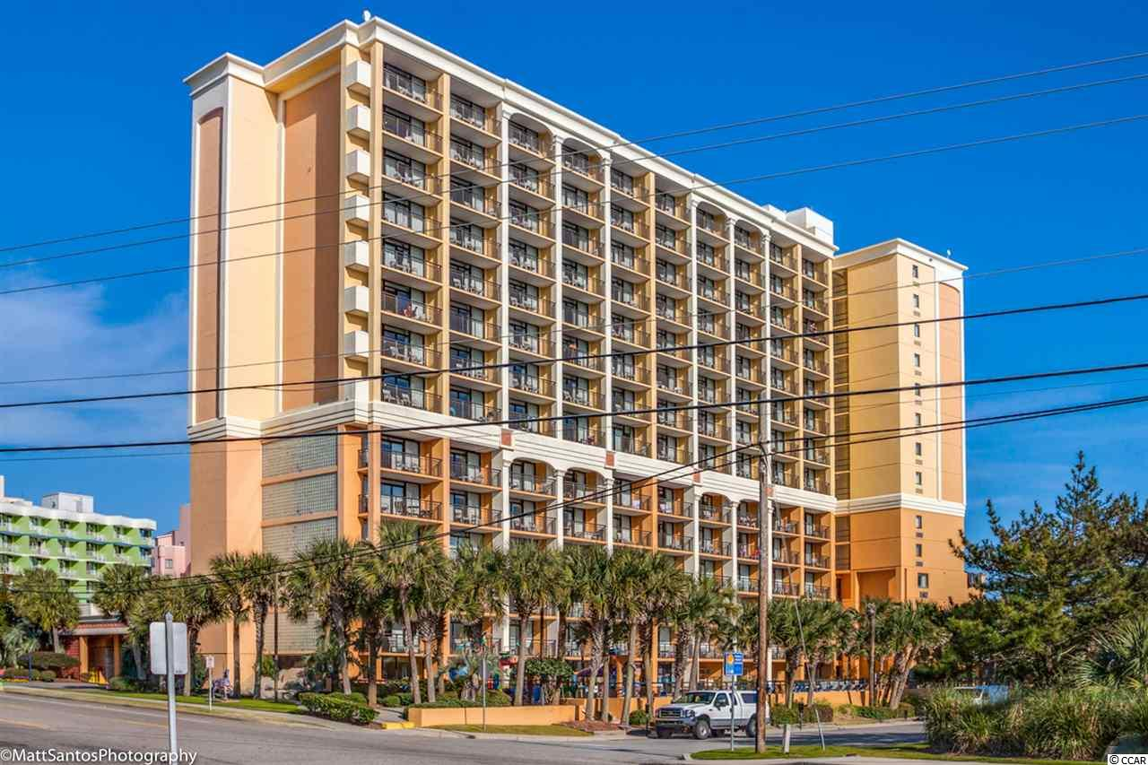 Ocean View Condo in Caravelle Resort : Myrtle Beach South Carolina