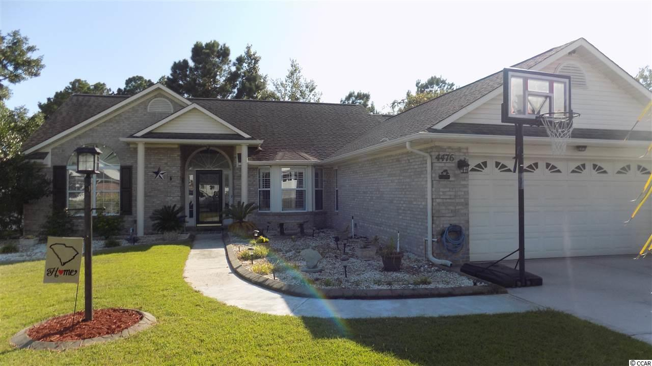 Detached MLS:1818473   4476 Mandi Ave. Little River SC