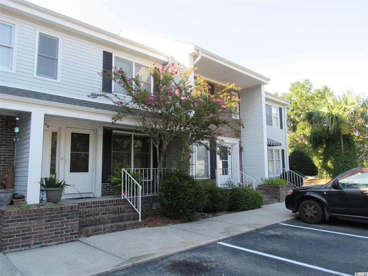 Townhouse MLS:1818475 Longleaf Place  4115 Little River Rd. Myrtle Beach SC